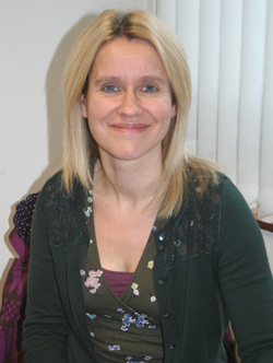 Jill Hamilton Diocese of Connor Children's Project Development Officer