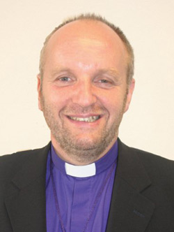 Bishop of Connor Rt Rev Alan Abernethy