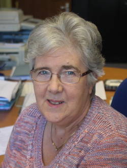 Rosemary Patterson Diocese of Connor Secretary to the Bishop of Connor